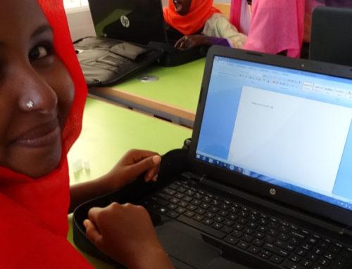 Vom Armenviertel ins E-Learning-Center