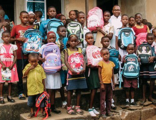 Soforthilfe: Bildungschancen für bedürftige Kinder in Nigeria