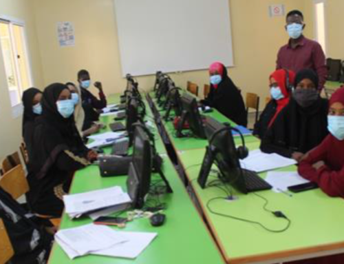 Neue Entwicklungen im von der Bildungslotterie geförderten E-Learning-Zentrum Balbala