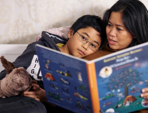 Bücherkoffer rollt für Mehrsprachigkeit und Chancengleichheit