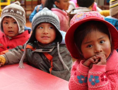 Bildungschancen und Persönlichkeitsentwicklung im Kleinkindalter