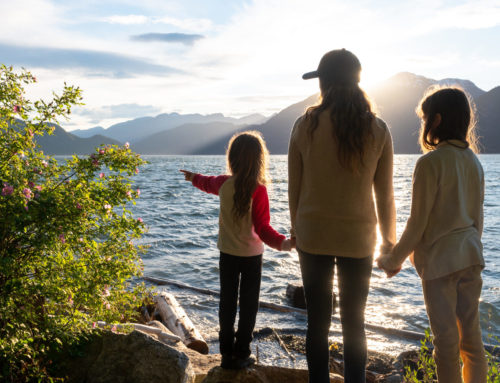 Die Gewinnerin des Camper-Abenteuers im Interview: Mit den Kindern ab ans Meer