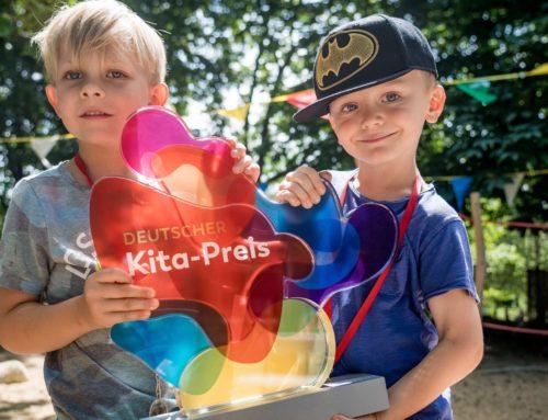 Bildungslotterie freiheit+ fördert erstmals den Deutschen Kita-Preis